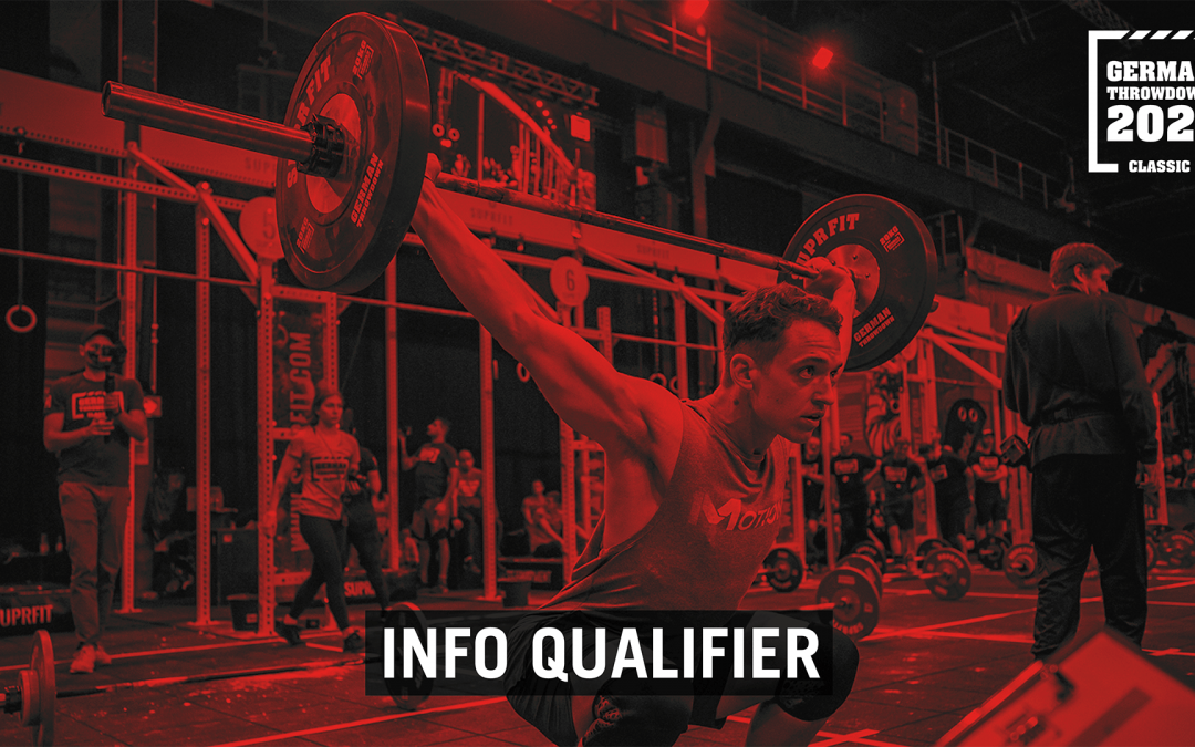 Info for the qualifier