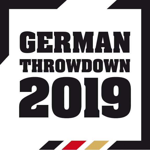 German Throwdown 2019